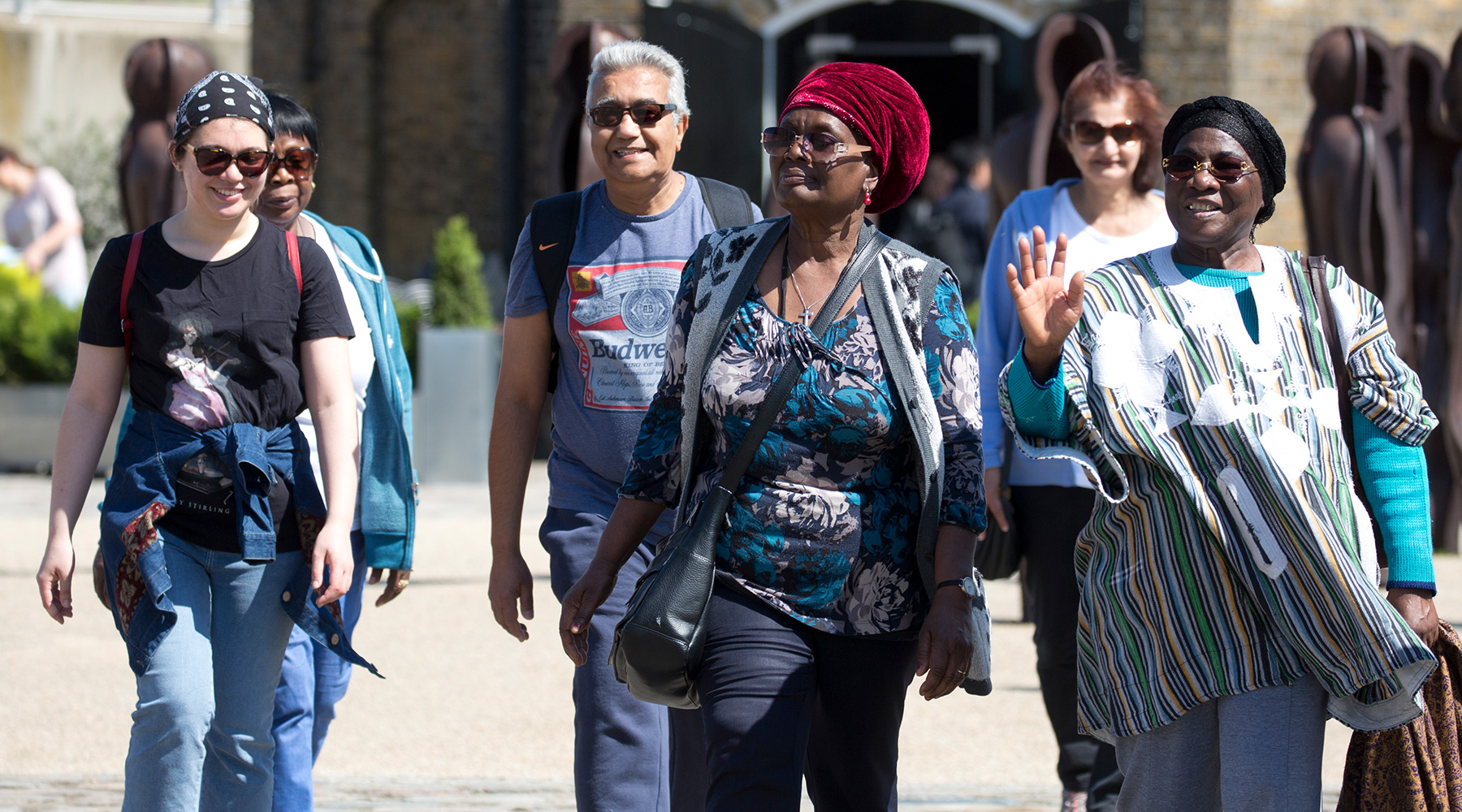 Walking group
