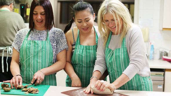 Summer Cookery Clubs in Greenwich
