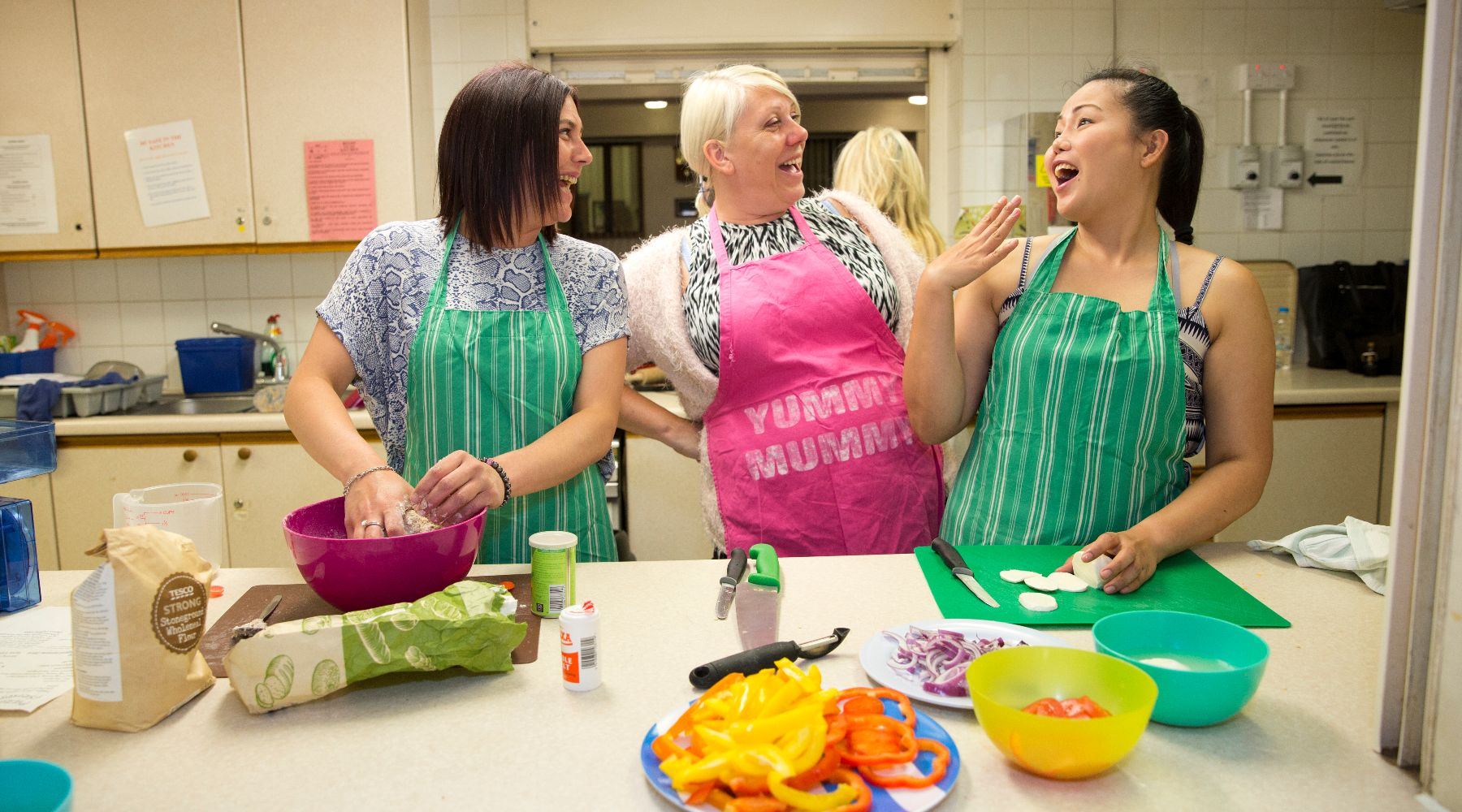 Autumn Community Cookery Clubs