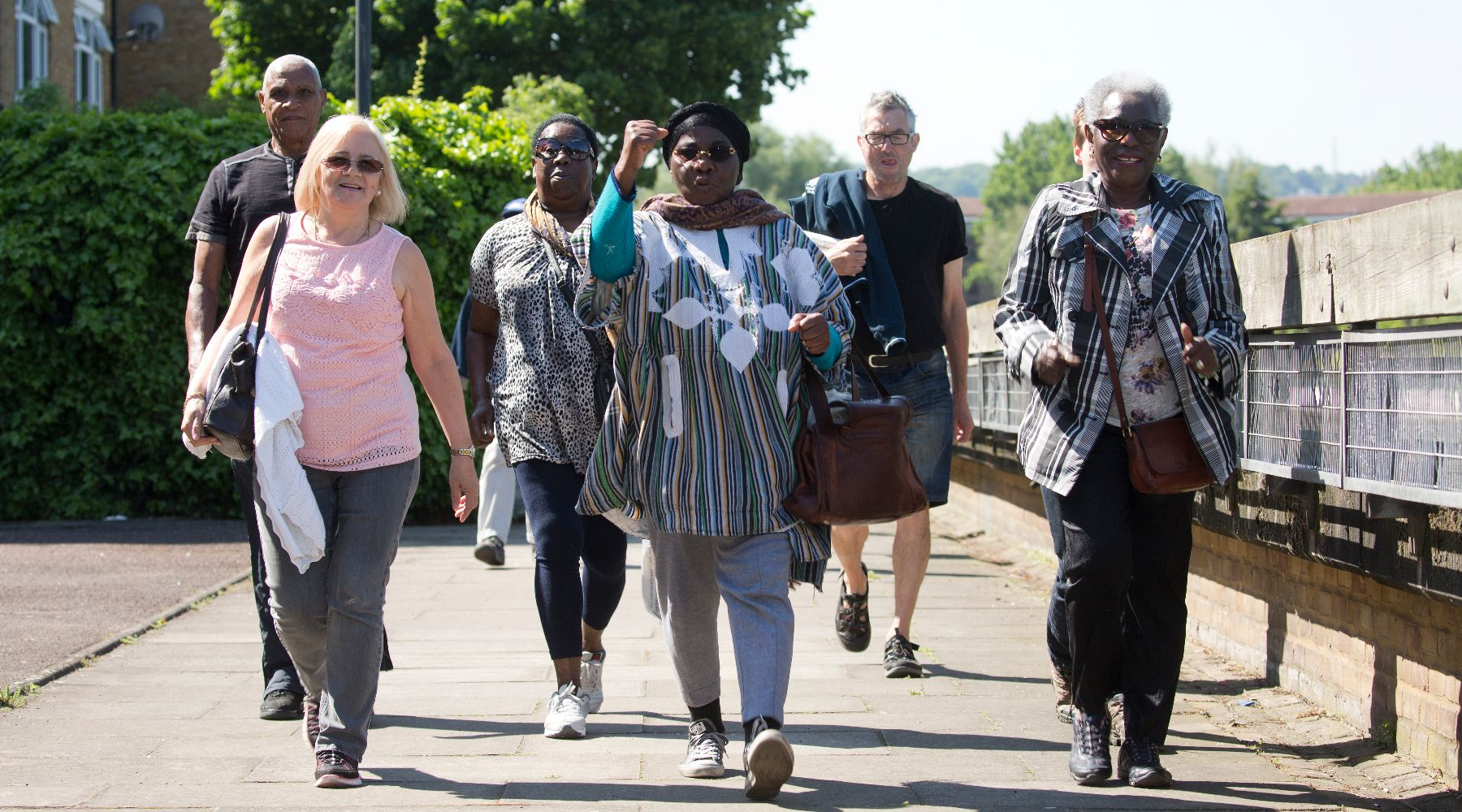 New FREE Health Walks for Thamesmead