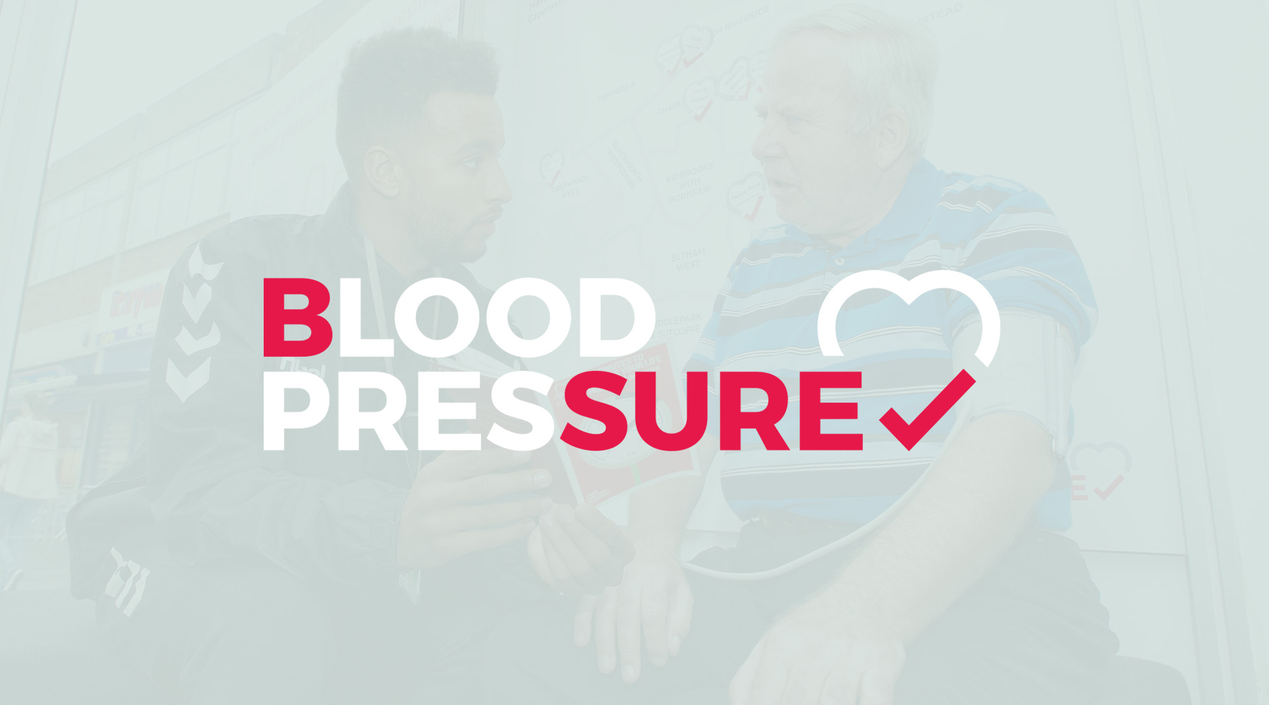 Be Sure Blood Pressure roadshow