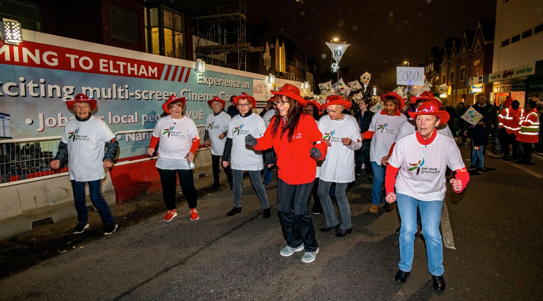 Eltham Lights Up Christmas Parade