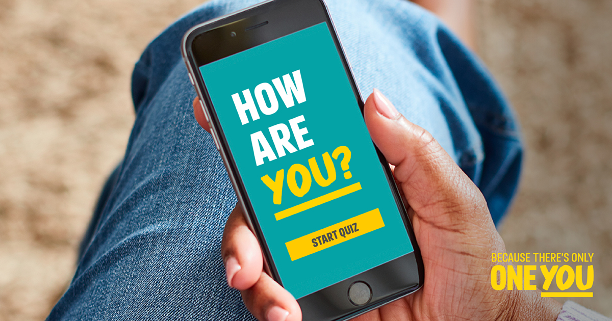 Take the free 'How Are You?' health quiz now