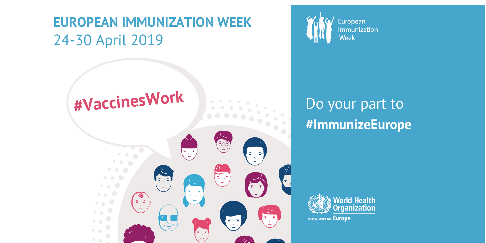 European Immunisation Week